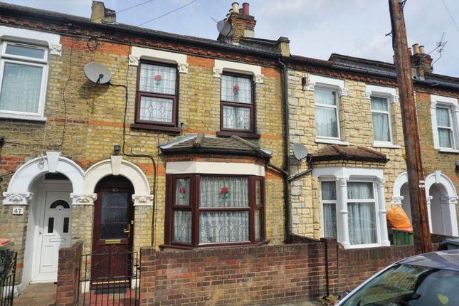 Thumbnail Terraced house for sale in Khartoum Road, London