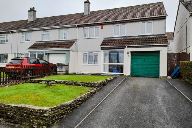 4 bed semi-detached house for sale in Sweet Briar Crescent, Newquay, Cornwall, Cornwall TR7
