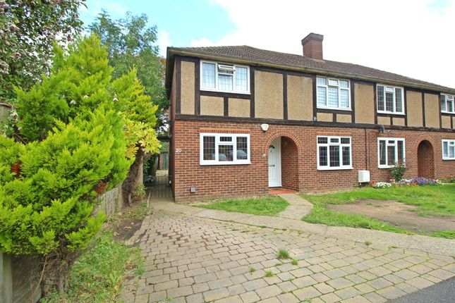 Thumbnail Maisonette for sale in Calder Close, Enfield