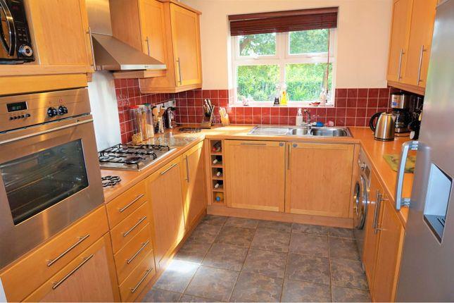 Kitchen of Greenwich Close, Heathley Park LE3