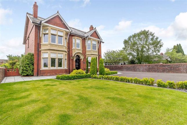 Thumbnail Detached house for sale in Llantarnam Road, Llantarnam, Cwmbran
