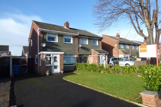 Thumbnail Semi-detached house for sale in Duncansby Crescent, Great Sankey, Warrington, Cheshire