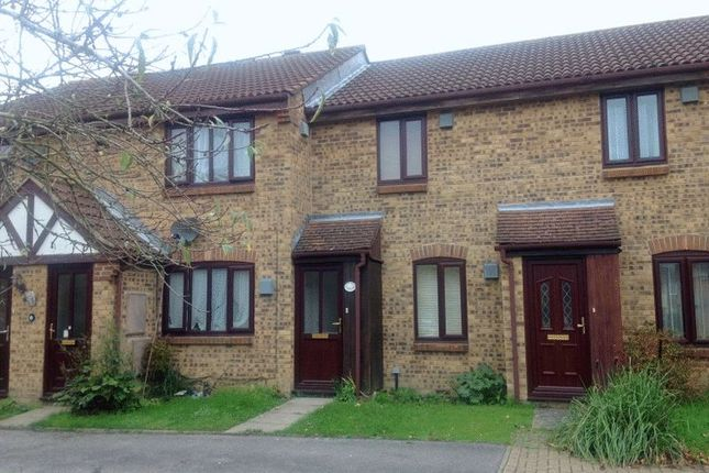 Thumbnail Terraced house to rent in Parkhurst Grove, Horley