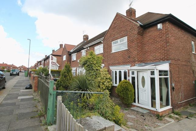 Thumbnail Terraced house to rent in 93 Perth Road, Sunderland