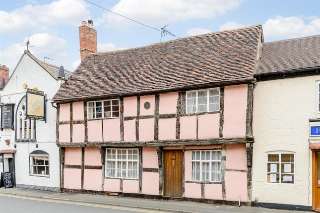 Thumbnail Cottage for sale in Friar Street, Droitwich Spa, Worcestershire