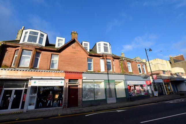Thumbnail Flat for sale in Main Street, Prestwick, South Ayrshire
