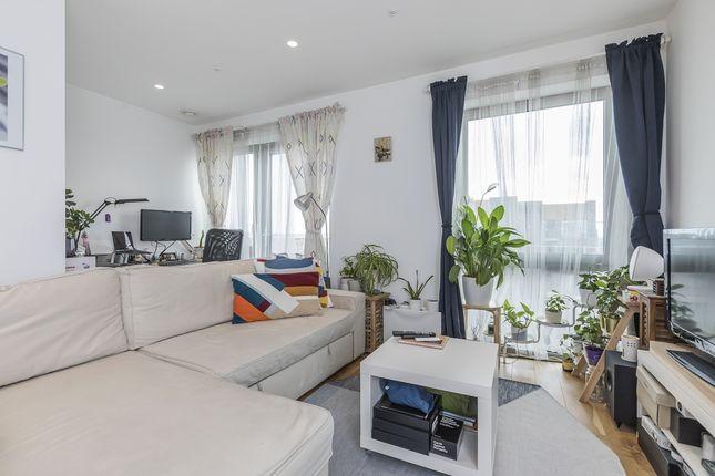 Living Room of Rathbone Market, Barking Road, London E16