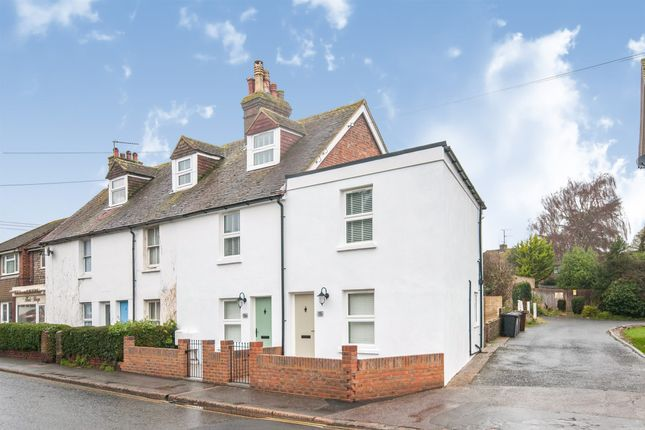 Thumbnail End terrace house for sale in The Centre, High Street, Polegate