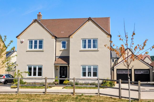Thumbnail Detached house for sale in Franklin Road, Alderton, Tewkesbury