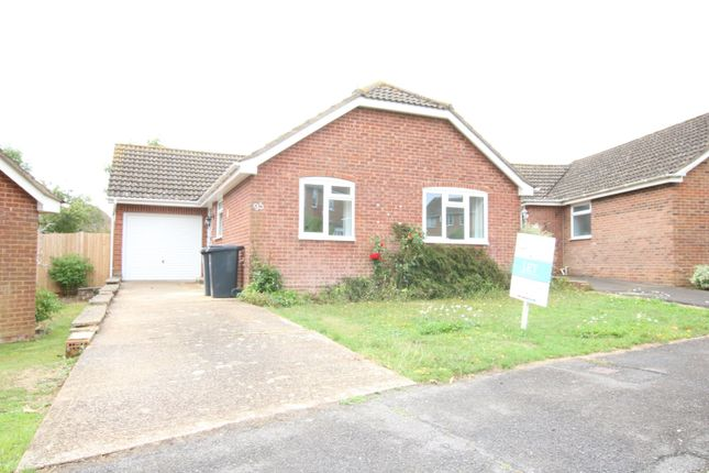 2 bed detached bungalow to rent in Howlett Drive, Hailsham BN27