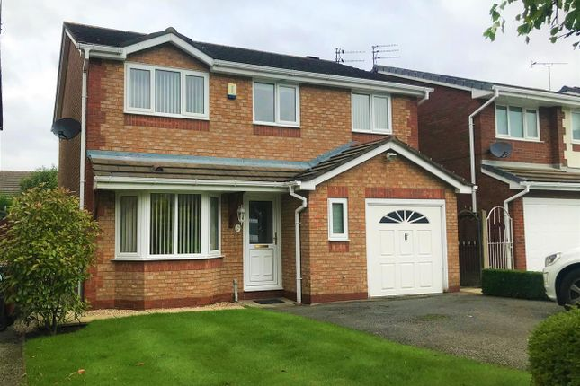 Thumbnail Detached house for sale in Granborne Chase, Kirkby, Liverpool