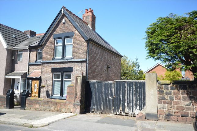 Thumbnail Semi-detached house for sale in Woodlands Road, Aigburth, Liverpool