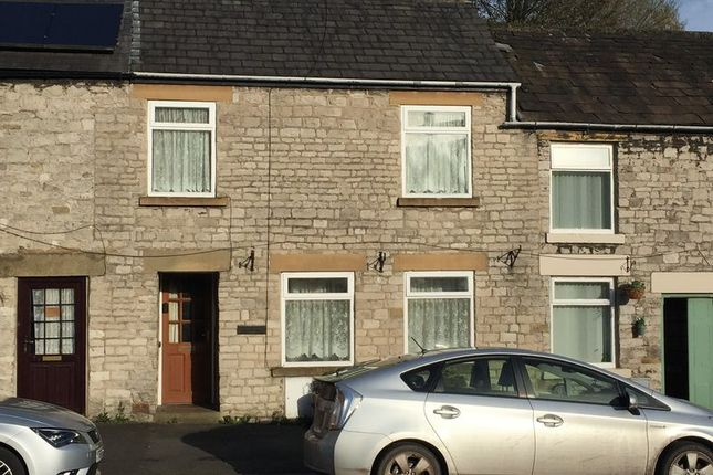 Thumbnail Terraced house for sale in Queen Street, Tideswell, Buxton