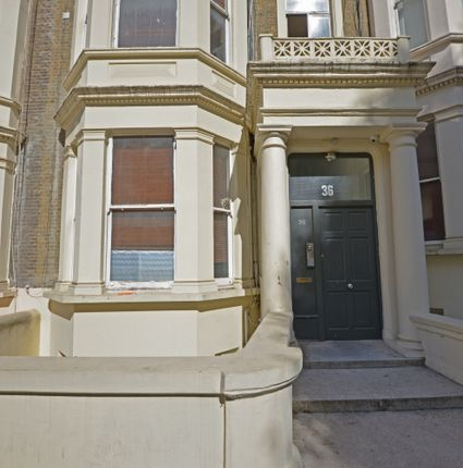 Thumbnail Flat for sale in Penywern Road, London