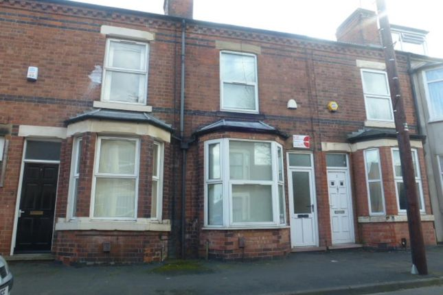 Terraced house to rent in Claude Street, Nottingham