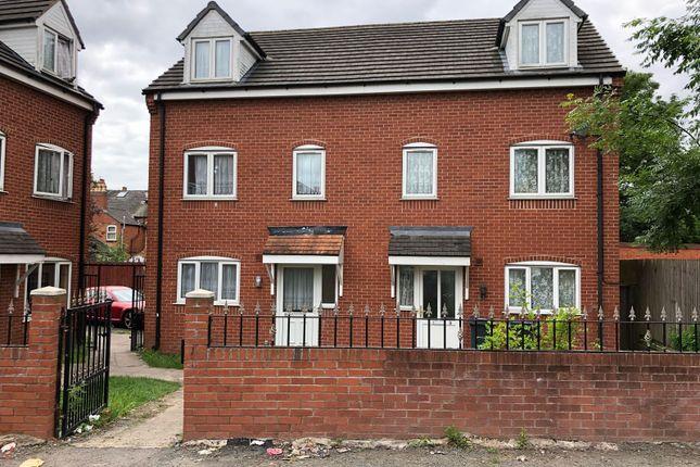 Thumbnail Detached house to rent in Burlington Mews, Birmingham