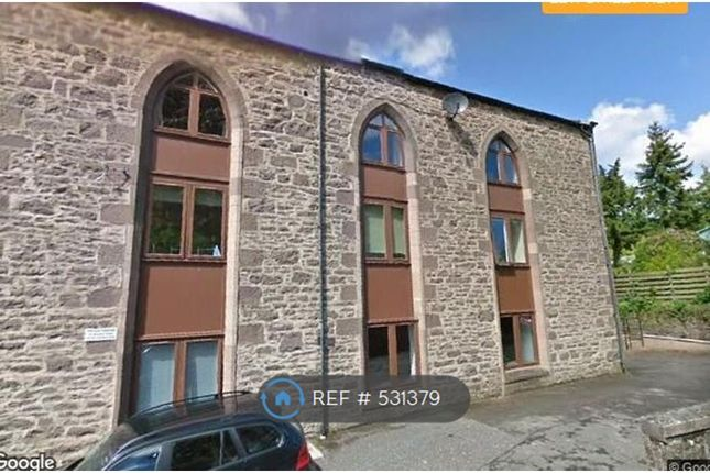 Thumbnail Flat to rent in Heathcote Road, Crieff