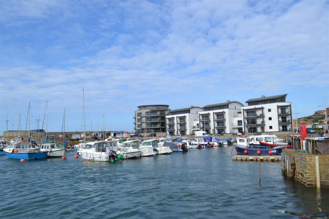 Thumbnail Town house for sale in Quayside, West Bay, Bridport
