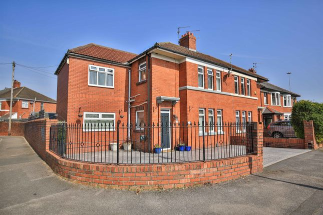 Thumbnail Semi-detached house for sale in Celtic Road, Whitchurch, Cardiff