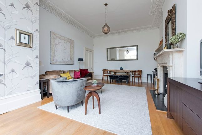Thumbnail flat for sale in nightingale lane london