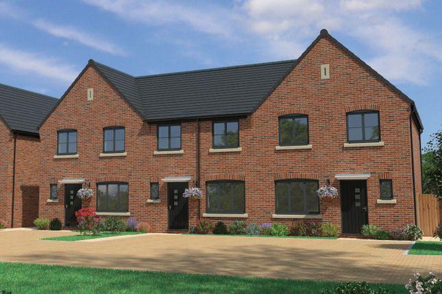 Thumbnail Semi-detached house for sale in Church Lane, Saxilby
