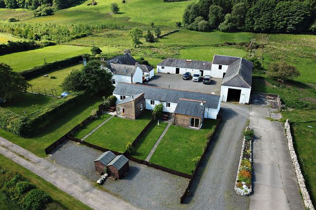 Thumbnail Farmhouse for sale in Dalbeattie, Dumfries And Galloway