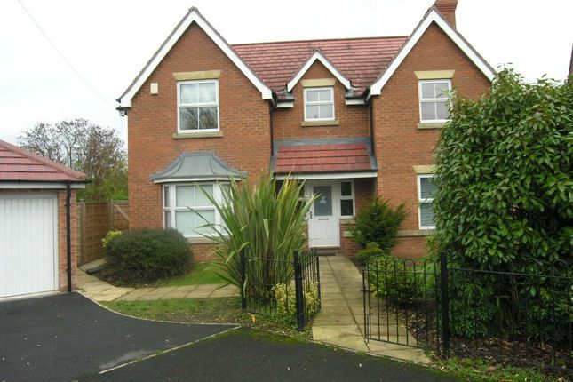 Thumbnail Detached house to rent in Headingley Mews, Wakefield