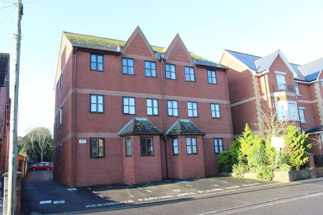 Thumbnail Flat to rent in Kirtleton Avenue, Lodmoor, Weymouth, Dorset