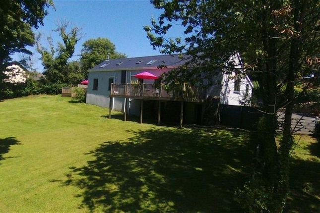 Thumbnail Detached house for sale in Llangynog, Carmarthen