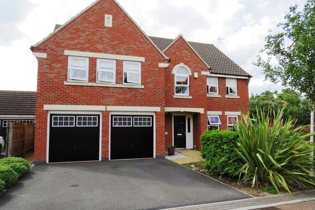 Thumbnail Detached house to rent in Boole Close, Lincoln