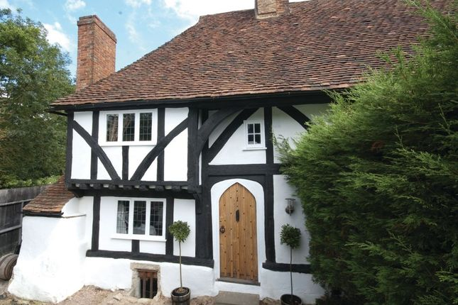 Thumbnail Cottage to rent in Old School Lane, Maidstone