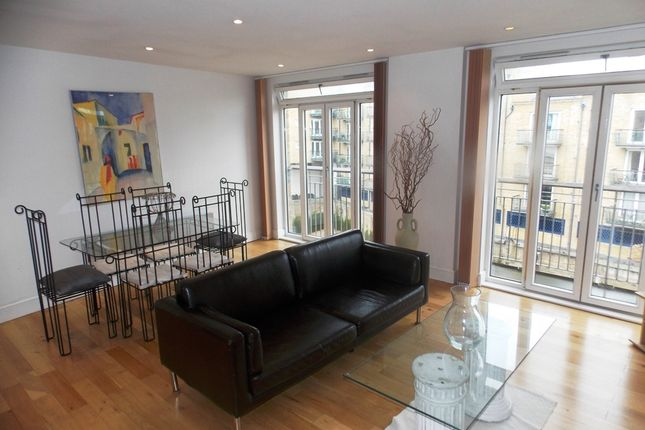 Thumbnail Flat to rent in Dundee Wharf Three Colt Street, London