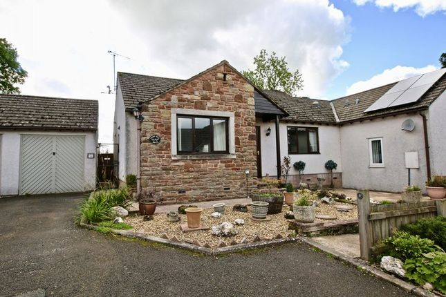 Thumbnail Semi-detached bungalow for sale in Cross Fell Drive, Brampton, Appleby-In-Westmorland