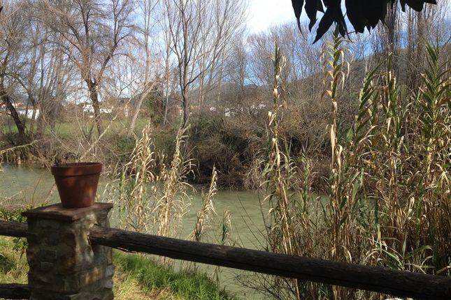 River Side of Gaucin, Malaga, Alameda, Málaga, Andalusia, Spain