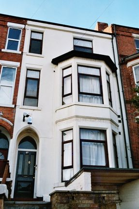 Thumbnail Terraced house to rent in Goldswong Terrace, Nottingham