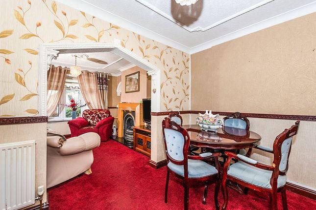 Dining Room of Rusland Road, Liverpool, Merseyside L32