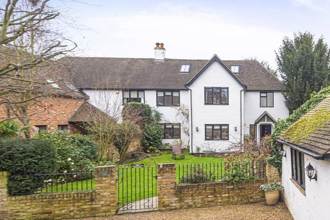 Thumbnail Semi-detached house for sale in St. Albans Gardens, Teddington