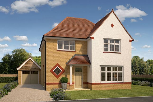 """Thumbnail Detached house for sale in """"Cambridge"""" at Hatfield Road, Witham"""