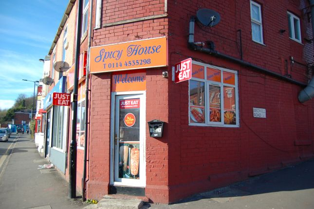 Retail premises to let in Upwell Street, Sheffield, South Yorkshire