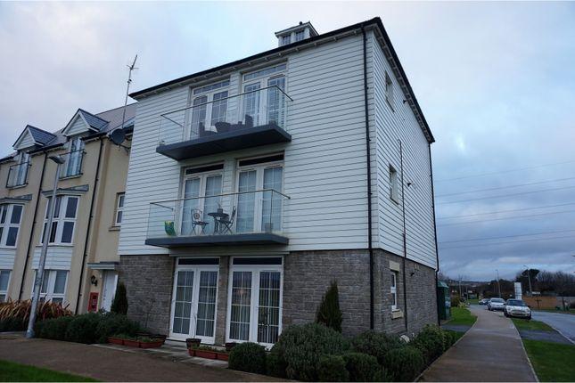 Thumbnail Flat for sale in 1 Y Corsydd, Llanelli