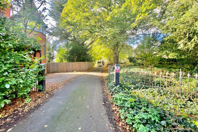 Thumbnail Detached house for sale in Grace Dieu, The Hill Drive, Lutterworth