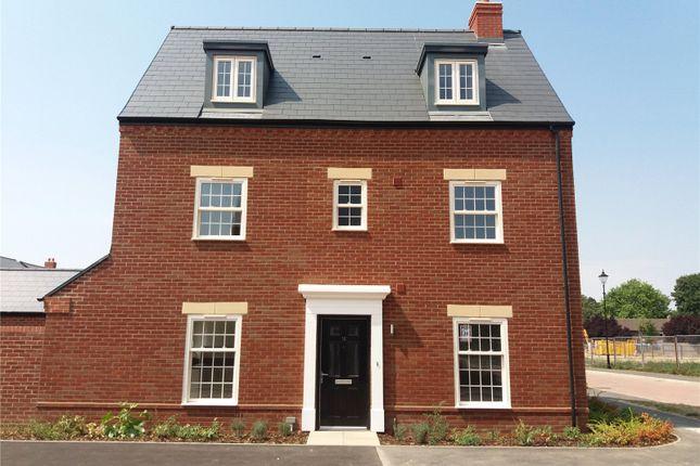 Thumbnail Detached house for sale in Brampton Park, Brampton, Huntingdon, Cambridgeshire