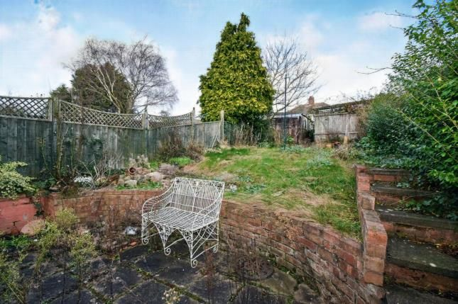 Rear Garden of Silbury Road, Off Anstey Lane, Leicester, Leicestershire LE4