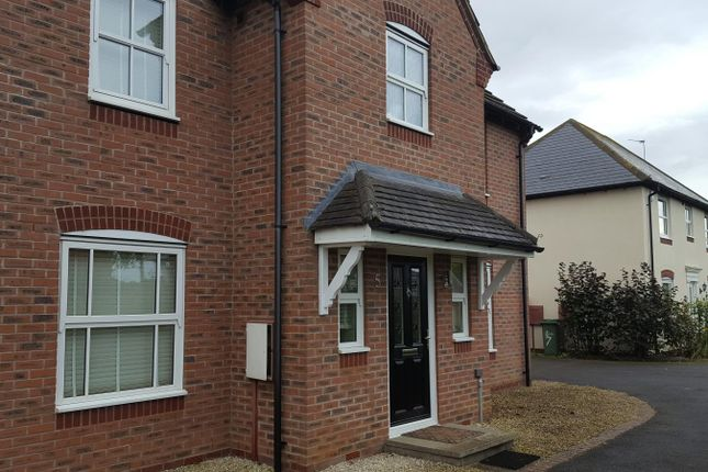 Thumbnail Detached house to rent in Poachers Close, Northampton
