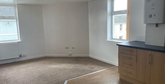 Thumbnail Flat to rent in Springfield Road, Torquay