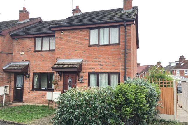 Thumbnail Bungalow to rent in Holly Rise, New Ollerton, Newark