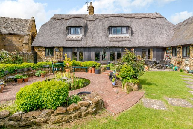 Thumbnail Detached house for sale in Swalcliffe, Banbury, Oxfordshire