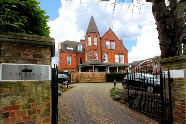 Thumbnail Terraced house for sale in Cadoxton Place, 29 Avenue Road, St Albans