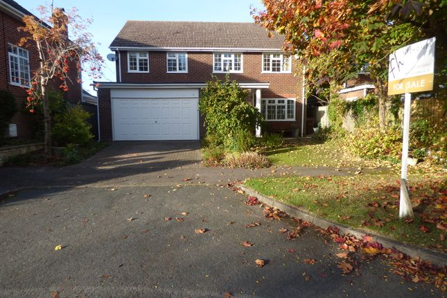 4 bed detached house for sale in Haywards Close, Wantage