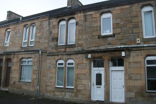 Thumbnail Flat to rent in Victoria Street, Larkhall